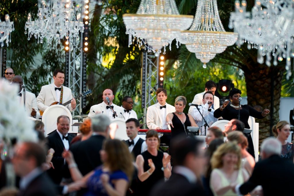 Live Wire Dj Band Package Weddings